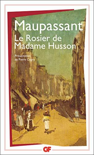 9782080702838: Le Rosier De Madame Husson (GF)