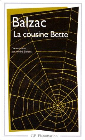 9782080702876: La Cousin Bette (French Edition)