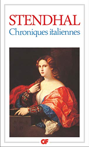 9782080702937: Chroniques Italiennes (Garnier-Flammarion) (French Edition)