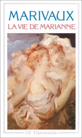 9782080703095: La vie de Marianne : ou les aventures de Madame la Comtesse de *** (GF)