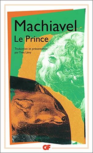 9782080703170: Le Prince (Gf litterature)
