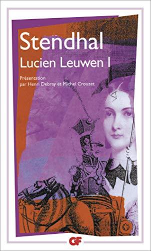 Lucien Leuwen 1: Stendhal