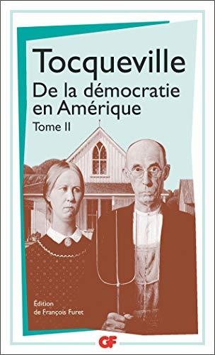 9782080703545: De la démocratie en Amérique, tome 2