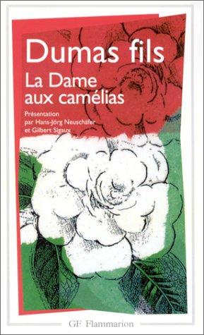 9782080703811: La Dame Aux Camelias (French Edition)