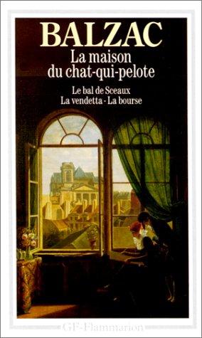 9782080704146: La Maison Du Chat-Qui-Pelote (Garnier-Flammarion) (French Edition)