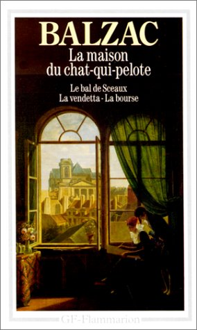 9782080704146: La Maison Du Chat-Qui-Pelote (Garnier-Flammarion) (French Edition)