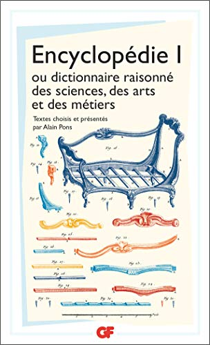 9782080704269: Encyclopedie 1 (Garnier-Flammarion) (French Edition)