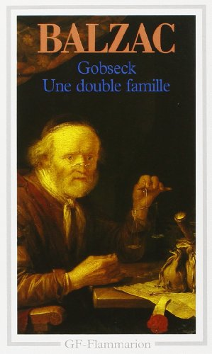 Gobseck (GF): Balzac, Honore De