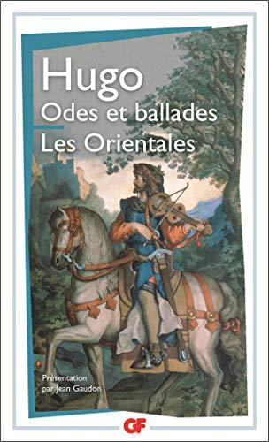 9782080704399: Odes et ballades - Les Orientales
