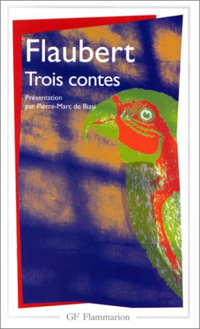 9782080704528: Trois Contes (French Edition)