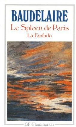9782080704788: Le Spleen De Paris Fanfarlo (English, Spanish and French Edition)