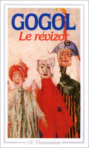 Le Revizor (2080704974) by Nikolai Gogol