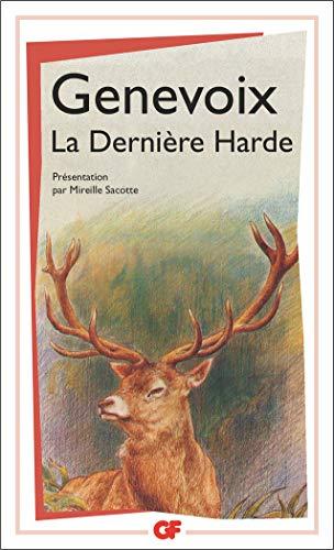 9782080705198: La Dernière harde