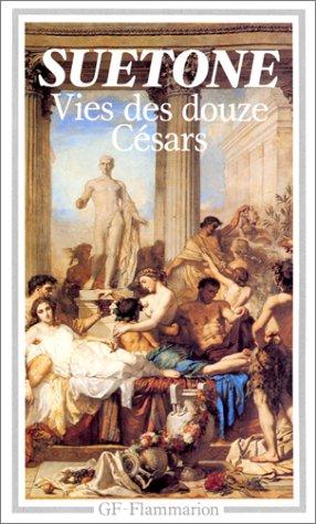 9782080705532: Vies des douze Césars