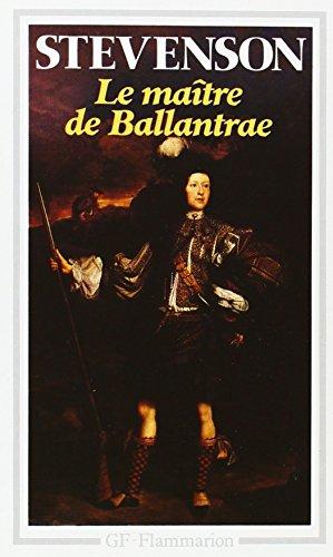 Le Maître de Ballantrae [Mass Market Paperback]: Robert Louis Stevenson