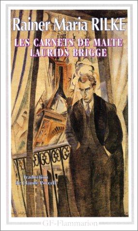 9782080705662: Les carnets de Malte Laurids Brigge