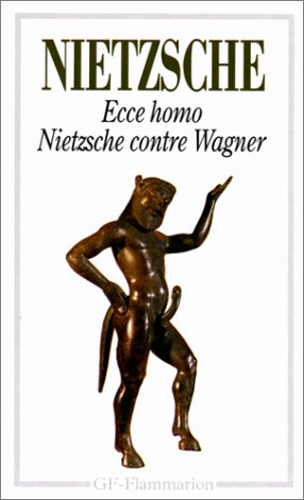 9782080705723: Ecce homo / Nietzsche contre Wagner