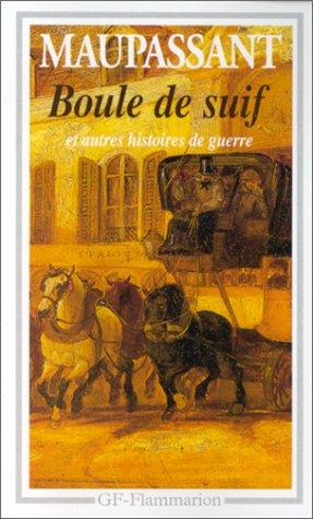 9782080705846: Boule De Suif (French Edition)