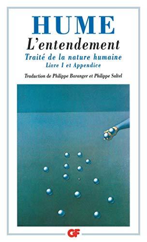 9782080707017: L'entendement: Traité de la nature humaine (Philosophie) (French Edition)