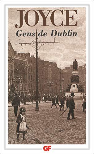 Gens de Dublin (2080707094) by James Joyce; Benoît Tadié