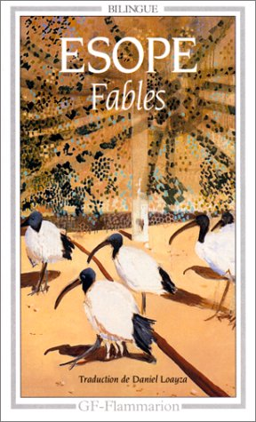 9782080707215: Fables (French Edition)