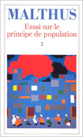 9782080707222: Essai sur le principe de population