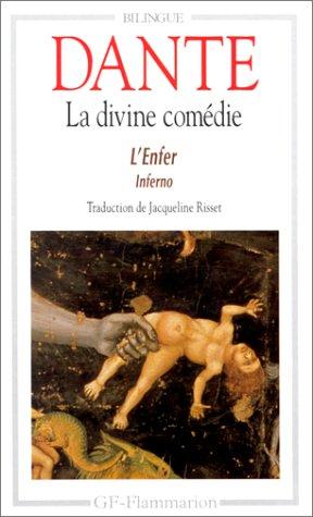 La Divine Comédie : L'Enfer: Dante Alighieri; Jacqueline