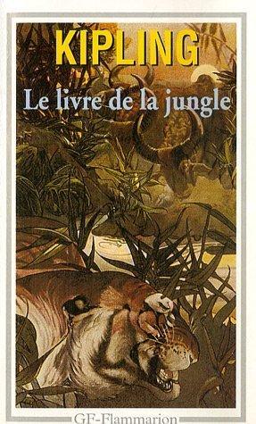 Le Livre de la jungle.: KIPLING (Rudyard).