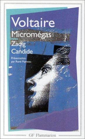 9782080708113: Micromegas (Garnier-flammarion)