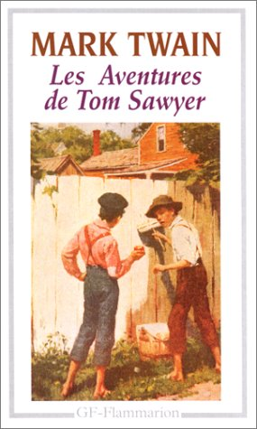 Les aventures de Tom Sawyer.