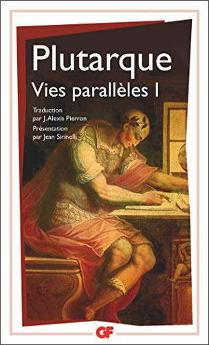 9782080708205: Vies Paralleles 1: Alexandre Cesar ; Alcibiade Coriolan (French Edition)