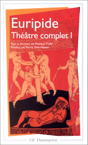 9782080708564: Euripide - Théâtre complet tome I