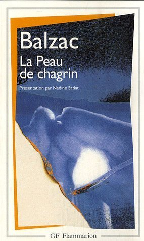 9782080708991: La Peau De Chagrin (French Edition)