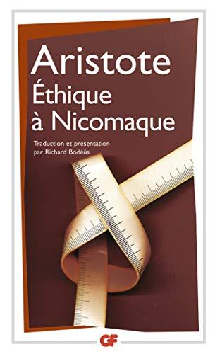 9782080709479: Ethique a Nicomaque (French Edition)