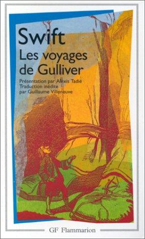 9782080709691: Les Voyages De Gulliver (French Edition)