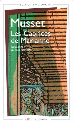 9782080709714: Les caprices de Marianne