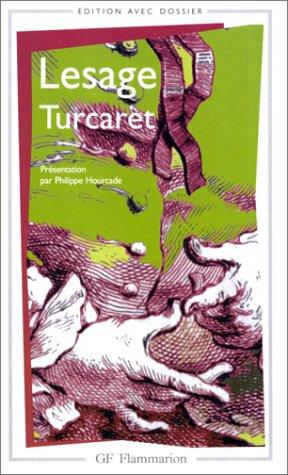9782080709820: Turcaret (French Edition)