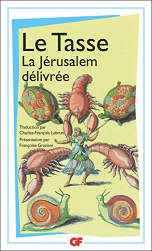 9782080709868: La Jérusalem délivrée