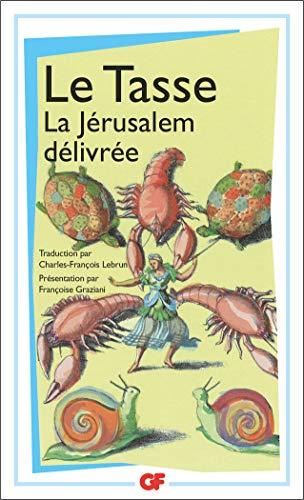 9782080709868: La J�rusalem d�livr�e