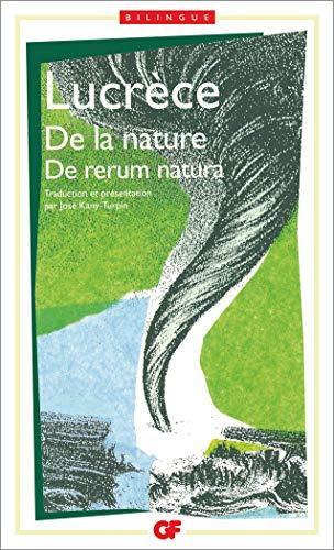 9782080709936: De la nature (De rerum natura)