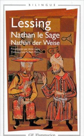 9782080709943: Nathan le Sage (GF bilingue)