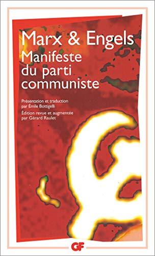 9782080710024: Le Manifeste Du Parti Communiste (French Edition)
