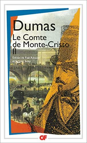 9782080710093: Le Comte de Monte-Cristo, tome 2