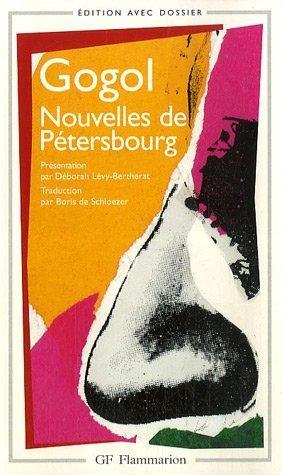 Nouvelles de petersbourg (GF LITTÉRATURE): Gogol Nikolai