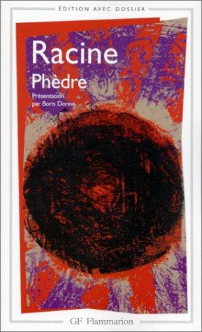 9782080710277: Les Classiques Larousse: Phedre (French Edition)