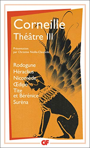 9782080710437: Theatre 3 (French Edition)