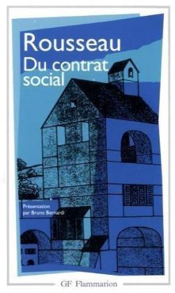 9782080710581: Du contrat social (GF)