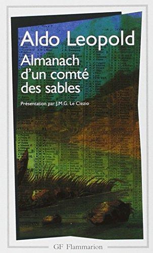 9782080710604: Almanach D'un Comte DES Sables, Suivi De Quelques Croquis (French Edition)