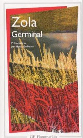 Le Livre De Poche - Classiques: Germinal