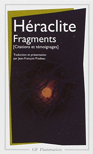 9782080710970: Fragments (French Edition)